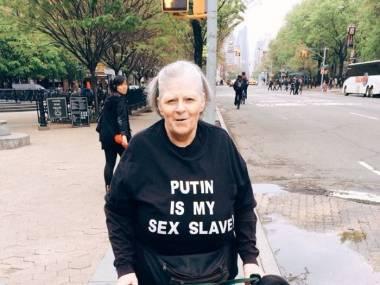 Weź mnie, jakżeś Krym wziął
