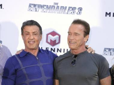 Rambo i Terminator 30 lat później