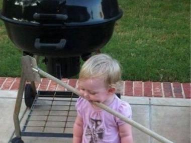Pomocnik do grilla