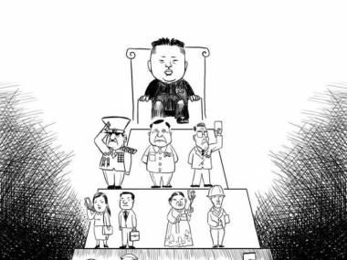 Drabina społeczna w Korei Północnej
