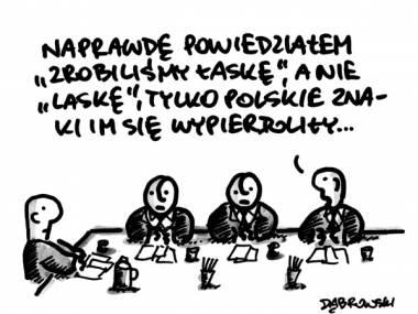 Problemy z polską czcionką
