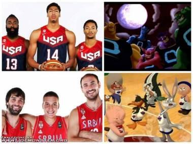 USA zlało Serbię w finale Mistrzostw Świata w koszykówce