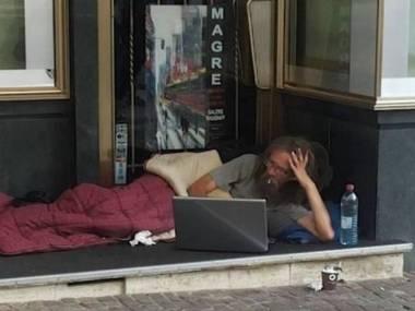 Bezdomny XXI wieku