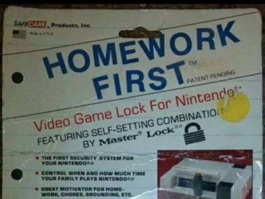 Blokada na Nintendo