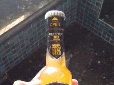 Coś dla prawdziwego mężczyzny - szampon o zapachu piwa