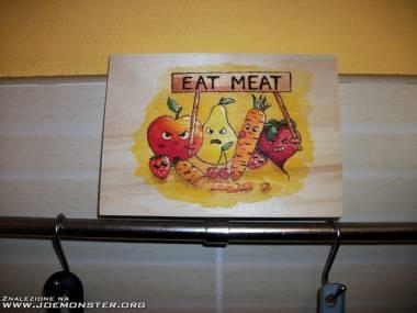 Warzywa protestują przeciwko wegetarianom