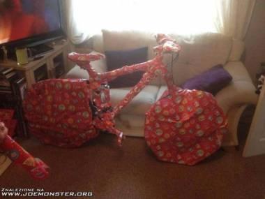 Ciekawe, co dostałem na Święta