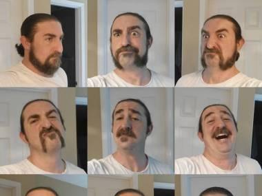 Golenie brody to niezła zabawa