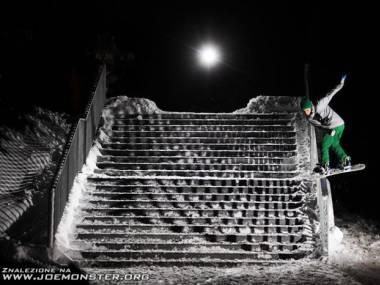 Snowboard ekstremalny