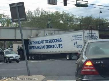 Na drodze do sukcesu nie ma skrótów