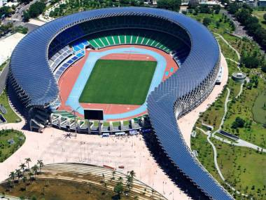 Solar Stadium na Tajwanie