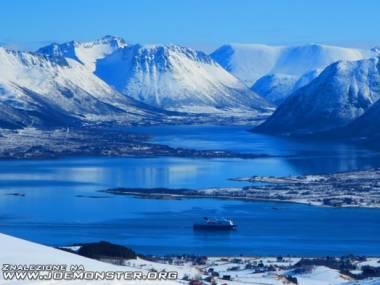 Norwegia taka piękna