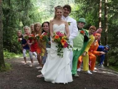 Doskonałe zdjęcie ślubne