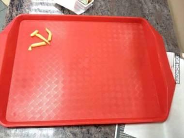 Tymczasem w McDonalds