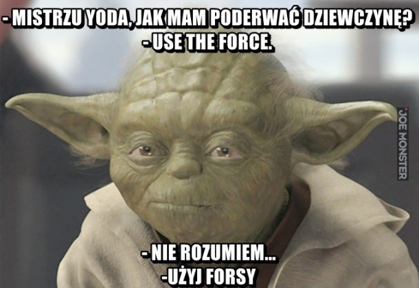 Yoda Radzi Joe Monster