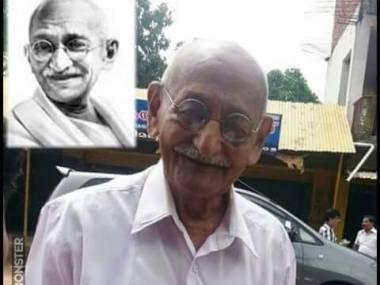 Gandhi - reinkarnacja