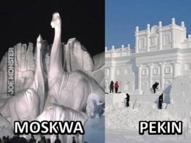Zimowa sztuka