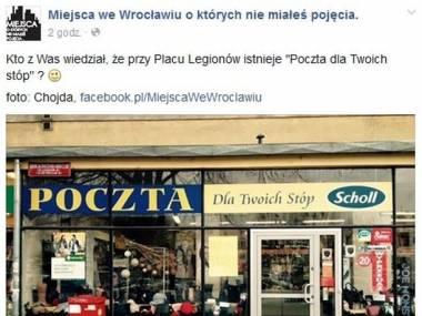 Jest takie miejsce we Wrocławiu