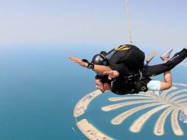 Skok nad Dubajem
