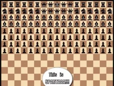 300 wersja szachowa