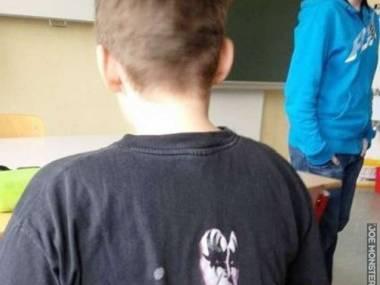 W szkolnej ławie