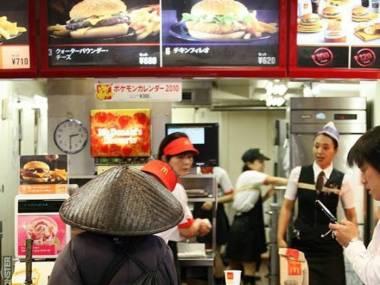 Raiden z Mortal Kombat wpadł na burgera