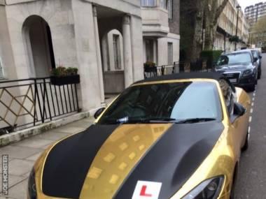 Nauka jazdy w Londynie