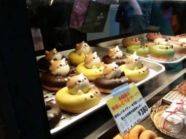 W japońskiej cukierni