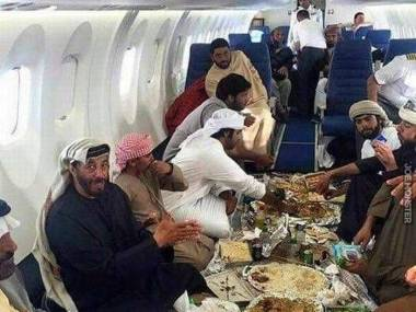 Arabian Airlines Business Class