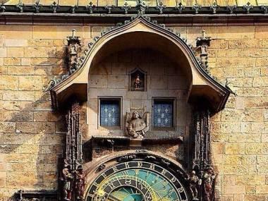 600-letni zegar astronomiczny w Pradze