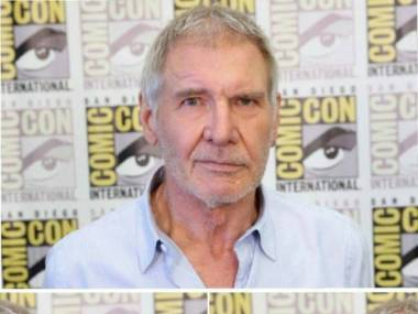 Harrison Ford jedyny człowiek, który potrafi być zły i uśmiechnięty jednocześnie
