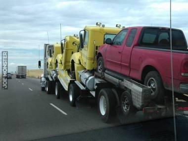 As transportu