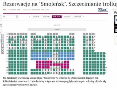 Trollowanie na Smoleńsku