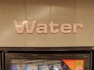 Woda - już po cudzie
