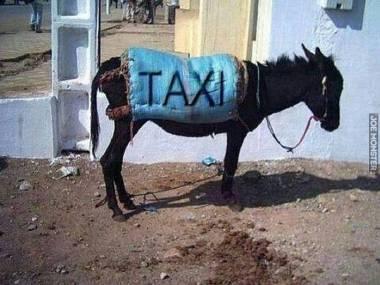 Jaki kraj, takie taxi