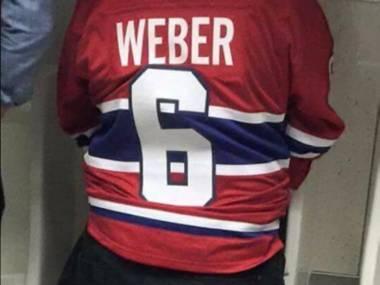 Weber ma wiarę w swoje umiejętności