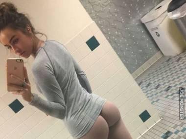 Spodnie do jogi wymyślono właśnie dla niej