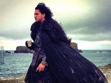 Jon Snow o poranku