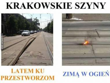 Nieciekawa sytuacja w Krakowie