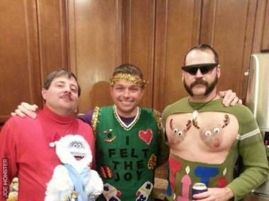 Który sweterek wygrał konkurs?