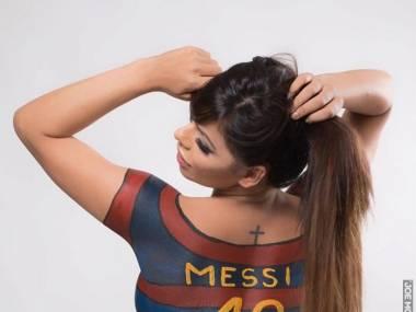Miss Bum Bum, Suzy Cortez fanka Leo Messiego