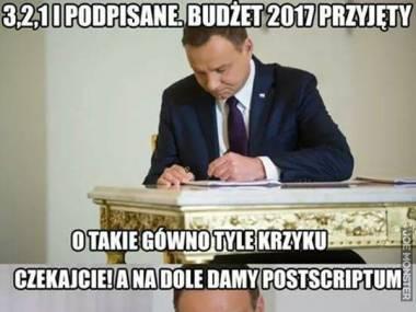 Prezydent podpisał