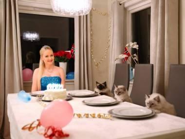 Urodziny silnej, niezależnej, norweskiej kobiety