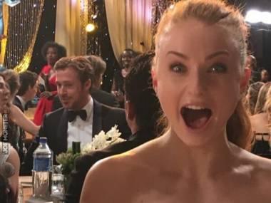"""""""O mój boże! To Ryan Gosling!"""""""