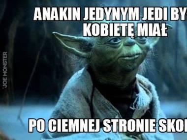 Mądry Yoda jest