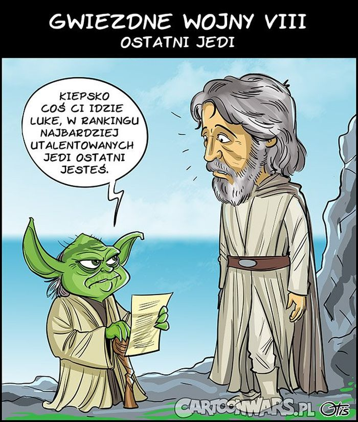 Ostatni Jedi Spoiler Joe Monster