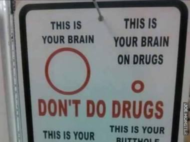 Nie ćpaj i nie kradnij!