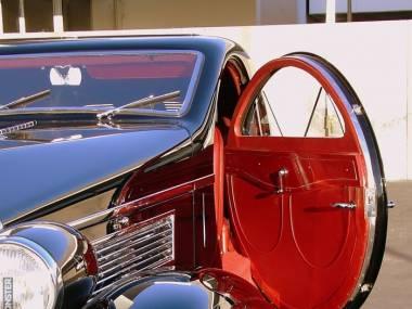 Drzwi do samochodu Rolls Royce Phantom z 1925 roku