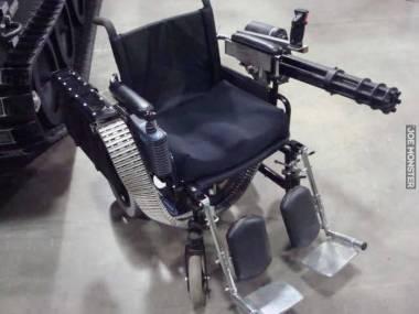Niepełnosprawny, ale nie bezbronny