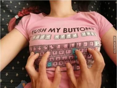 Koszulka dla dziewczyny programisty